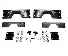 2002-2008 Dodge Ram 1500 Premium Rear Frame C-Notch - 444013