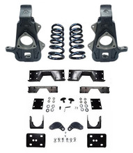 "2002-2008 Dodge Ram 1500 4/6"" Premium Drop Kit - K94006"