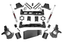 "2007-2013 Chevy & GMC 1500 4wd 7"" Lift Kit - Rough Country 26430"