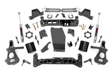 "2014-2018 Chevy & GMC 1500 2wd 7"" Lift Kit - Rough Country 18731"