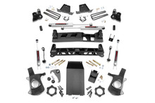 "1999-2006 Chevy & GMC 1500 4wd 6"" NTD Lift Kit - Rough Country 27220A"