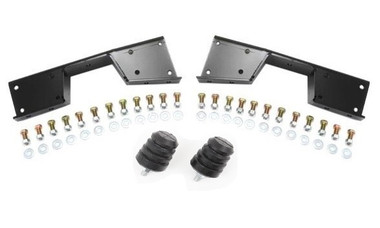 1999-2000 Chevy & GMC 1500  Premium Bolt On Rear C-Notch Kit