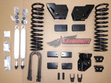 "2019-2020 Dodge Ram 3500 4wd 4"" Basic Lift Kit - McGaughys 54405"