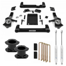 "2019-2021 Chevy & GMC 1500 4wd 4"" Complete Cognito Lift Kit"