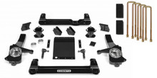 "2019-2020 GMC Sierra Denali 1500 2wd 4"" Complete Cognito Lift Kit"