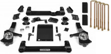 "2019-2022 GMC Sierra Denali 1500 4wd 4"" Complete Cognito Lift Kit"