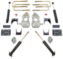 "2015-2020 Ford F-150 2wd 3/5"" Premium MaxTrac Drop Kit - K333235-S"