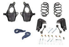 "2001-2006 Chevy, GMC & Cadillac SUV 3/5"" & 4/5"" Premium Complete Drop Kit"