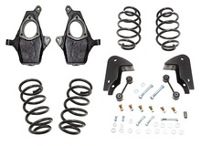 "2007-2014 Chevy, GMC & Cadillac SUV 3/5"" Premium Complete Drop Kit"