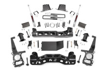 "2011-2014 Ford F-150 4wd 6"" Lift Kit - Rough Country 57530"