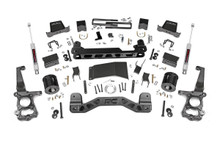 "2015-2021 Ford F-150 4wd 6"" Lift Kit - Rough Country 55730"