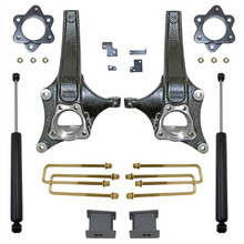 "2019-2021 Chevy & GMC 1500 2wd  6.5/3"" MaxTrac Lift Kit - K881964"