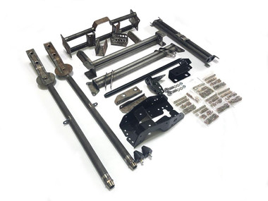 1963-1972 Chevy & GMC C-10 Rear Suspension Kit - React Suspension RSRSK6372C10