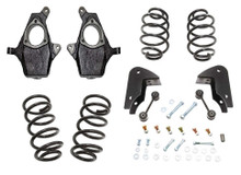 "2007-2014 Chevy, GMC & Cadillac SUV 4/5"" Premium Complete Drop Kit"