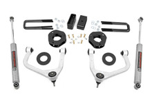 """2019-2022 Chevy & GMC 1500 4wd 3.5"""" Lift Kit - Rough Country 22630"""
