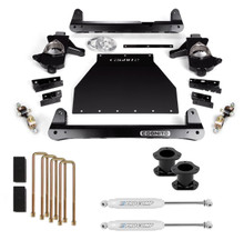 "2007-2018 Chevy & GMC 1500 2wd/4wd 4"" Lift Kit Bundle - Cognito 110-P0781 & 110-P0782"