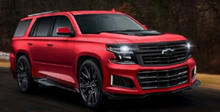 2021 Chevy Tahoe lowing kits, leveling kits  and drop kits.  MaxTrac