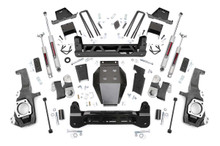 "2020-2021 Chevy & GMC 2500HD 4wd 7"" Lift Kit - Rough Country 10130"