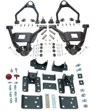 2007-2013 Chevy & GMC 1500 2wd/4wd 4/6 & 4/7 Premium Control Arm Drop Kit