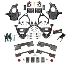 2007-2013 Chevy & GMC 1500 2wd 6/8 & 6/9 Premium Control Arm Drop Kit