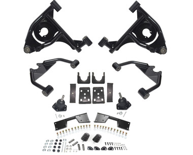 Premium Control Arm Drop Kit 1999-2006 Chevy & GMC 1500 2wd 4/6""