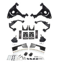 "1999-2006 Chevy & GMC 1500 2wd 4/6"" Premium Control Arm Drop Kit"