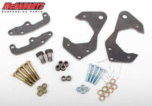 Front Disc Brake Brackets for Stock Height 65-68 Fullszie Chevy