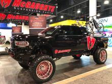 "2019-2020 Dodge Ram 2500 4wd Air Rear 10"" 4-Link Lift Kit - McGaughys 54424"