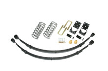 "2004-2015 Nissan Titan 2wd 2/4"" Lowering KIt - Belltech 437"
