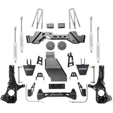 "2020-2021 Chevy & GMC 2500/3500HD Pro Comp 5.5"" Lift Kit ..."