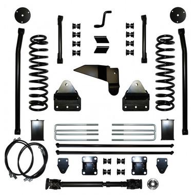 """2009-2013 Dodge RAM 2500/3500 Diesel 4wd 10"""" Full Throttle Lift Kit - 63220"""