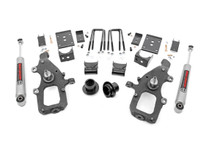 2004-2008 Ford F-150 2wd 3/5 Premium Drop Kit - Rough Country 801.20