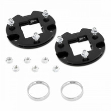 """2019-2022 Chevy & GMC 1500 2/4wd 2"""" Economy Leveling Kit - Cognito 110-90765"""
