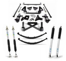 "1999-2006 Chevy & GMC 1500 4wd 10""-12"" Complete Cognito Lift Kit"