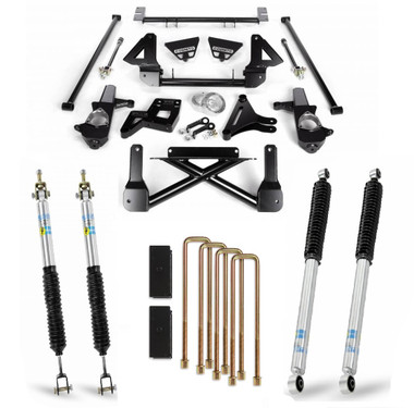 """1999-2006 Chevy & GMC 1500 4wd 7""""-9"""" Complete Cognito Lift Kit"""