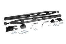 2015-2020 Ford F-150 4wd Rear Traction Bars - Rough Country 1070A