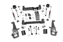 "2012-2018 Dodge Ram 1500 4wd 4"" Lift Kit - Rough Country 33331"