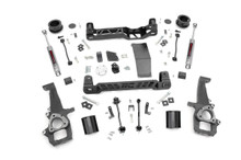 """2012-2018 Dodge Ram 1500 4WD 4"""" Lift Kit - Rough Country 33331"""