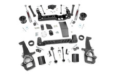 """2012-2018 Dodge Ram 1500 4wd 6"""" Lift Kit - Rough Country 33231"""