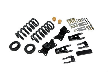 1990-1996 Chevy & GMC 2500/3500 2wd Lowering Kit - Belltech 720