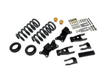 1990-1996 Chevy C2500/3500 & Dually 2WD (All Cabs) Lowering Kit - Belltech 720