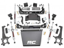 """2016-2021 Toyota Tacoma 2wd/4wd 6"""" Lift Kit - Rough Country 75831"""