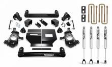 "2020-2022 Chevy & GMC 2500/3500HD 4"" Standard Lift Kit - Cognito 110-P0890"
