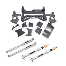 "2007-2016 GM 1500 2wd/4wd W/ Cast Steel Arms 7-9"" Adjustable Lift Kit - Belltech 150201SP"