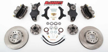 "13"" Front Big Brake Kit 58-64 Chevy Fullsize Car 5 x 4.75"