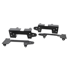 2019-2021 Chevy & GMC 1500 Rear C-Notch Kit - Belltech 6628