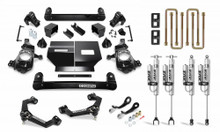 "2020-2021 Chevy & GMC 2500/3500HD 4"" Performance Lift Kit - Cognito 110-P0896"