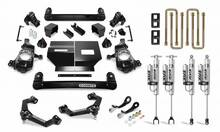 "2020-2022 Chevy & GMC 2500/3500HD 4"" Performance Lift Kit - Cognito 110-P0896"