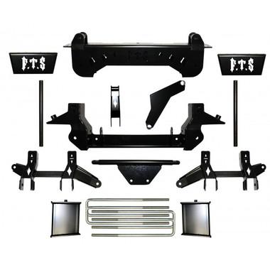 """1988-1998 Chevy & GMC K1500 4wd 6.5""""Basic Lift Kit- Full Throttle 83101"""