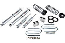 "2004-2012 Chevy Colorado 2WD/4WD 1/3""Lowering Kit w/ Street Performance Shocks - Belltech 602SP"